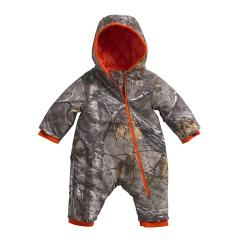 Infant Boys' Camo Snowsuit