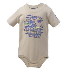 Infant Boys' Fishing C Bodyshirt