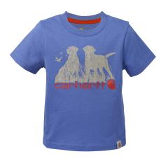 Toddler Boys' Carhartt Dog Tee