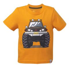 Infant and Toddler Boys' Monster Truck Tee