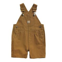 Infant Boys' Canvas Bib Shortall