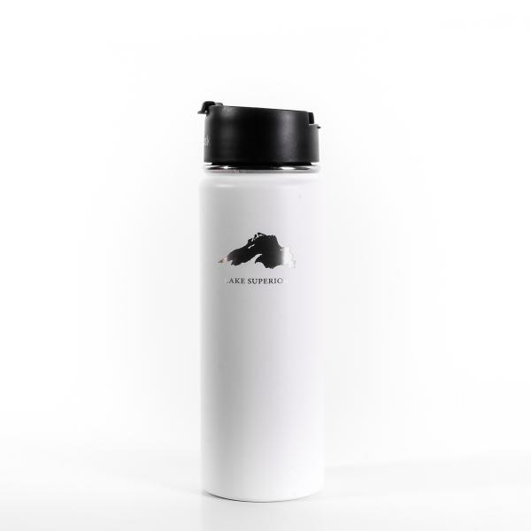 Hydro Flask Lake Superior 20 Ounce Wide Mouth w Flip Lid