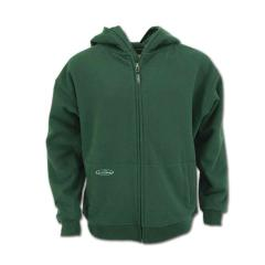 Men's Double Thick Full Zip Sweatshirt