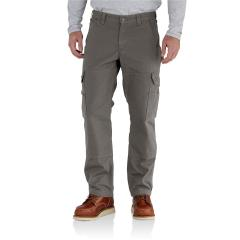 Men's Ripstop Cargo Work Pant - Flannel Lined - Discontinued Pricing