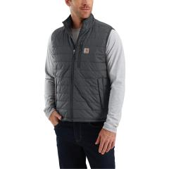 Men's Rain Defender Relaxed Fit Lightweight Insulated Vest