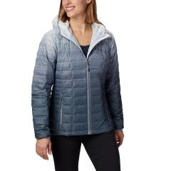 Women's Voodoo Falls 590 TurboDown Hooded Jacket - Extended Sizes