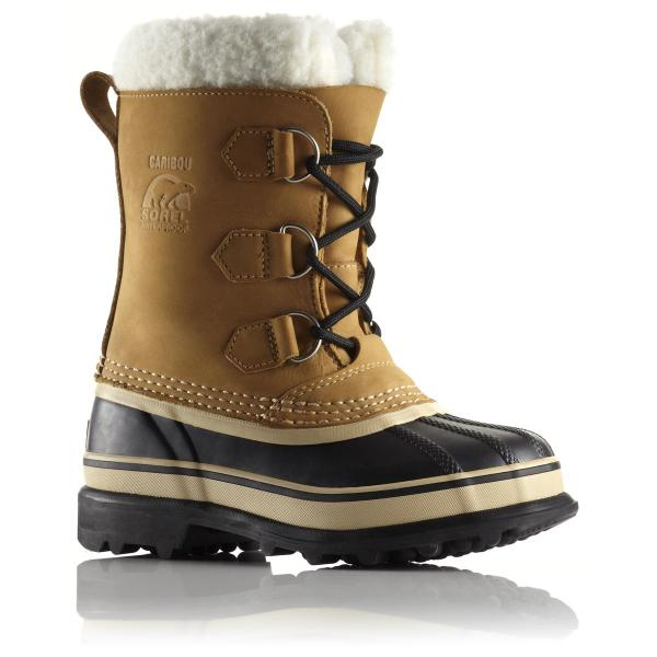 Sorel Youth Caribou Boot Sizes 1-7