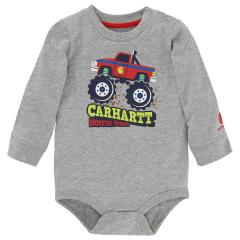 Infant Boys' Monster Power Bodyshirt