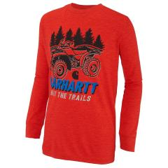 Boys' Hit the Trails Force Tee