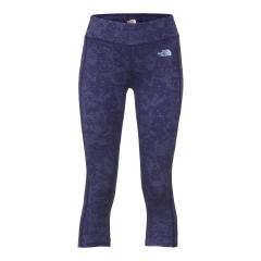 Women's Pulse Capri Tight - Discontinued Pricing