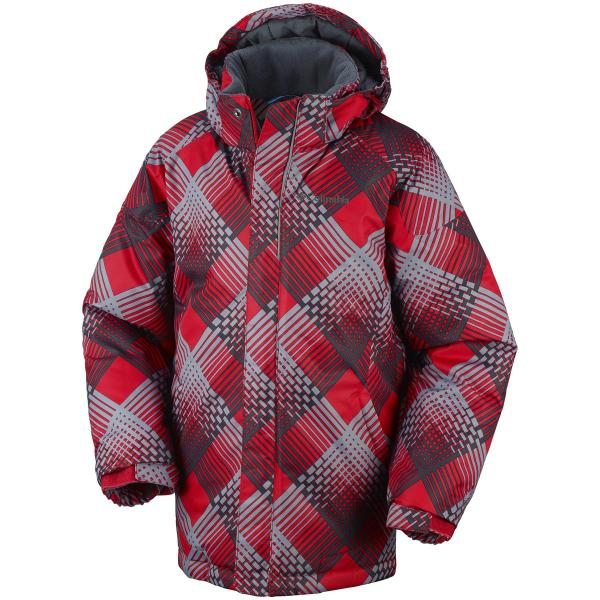 Columbia Youth Boys' Twist Tip II Jacket - Discontinued Pricing