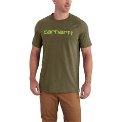 Men's Force Cotton Delmont Graphic Short Sleeve T-Shirt