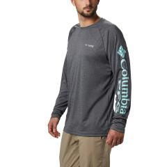 Men's Terminal Tackle Heather Long Sleeve Shirt