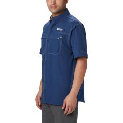 Columbia Men's Low Drag Offshore Short Sleeve Shirt - Tall Sizes