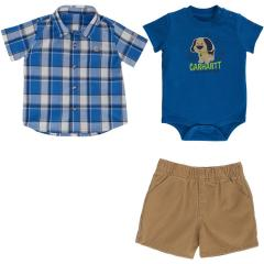 Infant Boys' 3 Piece Short Set