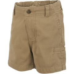 Toddler Boys' Twill Work Short