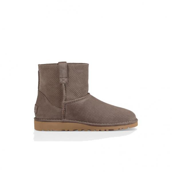 UGG Australia Women's Classic Unlined Mini Perf