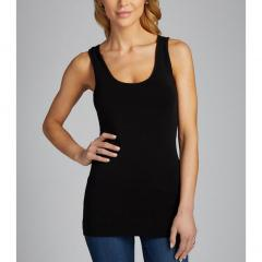 Women's Double Scoop Tank Top
