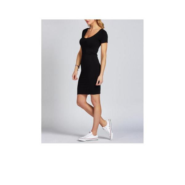 Cest Moi Women's Cap Sleeve Dress