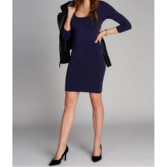Women's Three Quarter Sleeve Dress
