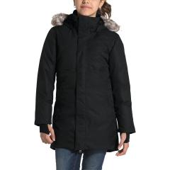 Girls' Arctic Swirl Down Jacket