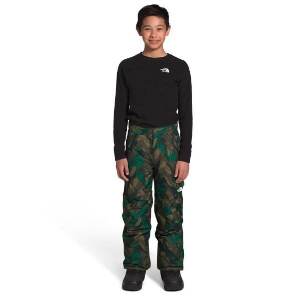 The North Face Boys' Freedom Insulated Pant - Past Season