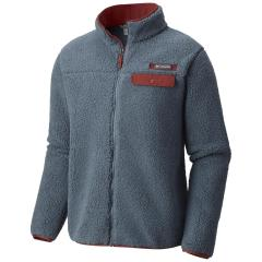 Men's Mountain Side Heavyweight Fleece Full Zip