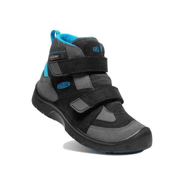 KEEN Big Kids' Hikeport WP Mid Strap Sizes 1-7