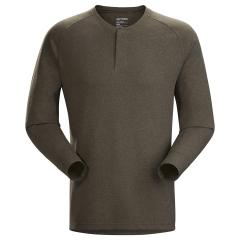 Men's Sirrus Long Sleeve Henley