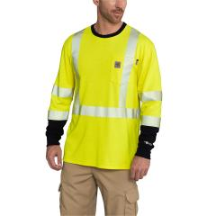 Men's FR High Vis Force Long Sleeve T-Shirt