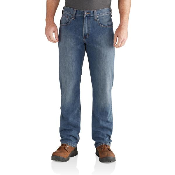 Carhartt Men's Full Swing Relaxed Straight Jean