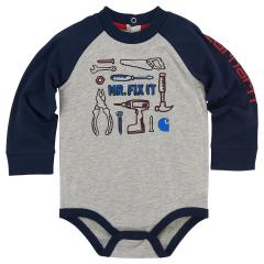 Infant Boys' Mr. Fix It Bodyshirt