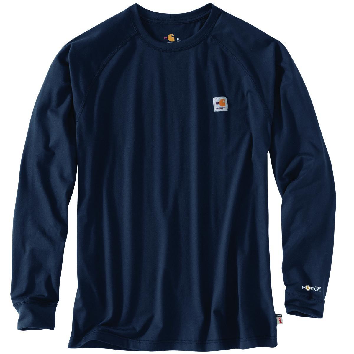 Carhartt Men's FR Force Long Sleeve T-Shirt