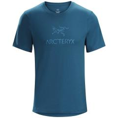 Men's Short Sleeve Arc Word T-Shirt