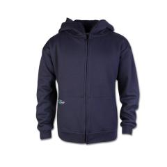 Flame Resistant Double Thick Full Zip Sweatshirt