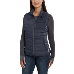 Women's Amoret Flannel Lined Vest - Discontinued Pricing