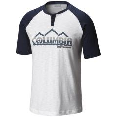Columbia Men's Lookout Point Graphic Tee