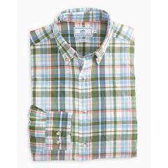 Men's Westlake Plaid Sportshirt