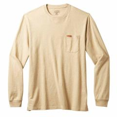 Men's Heathered Deschutes Pocket Tee