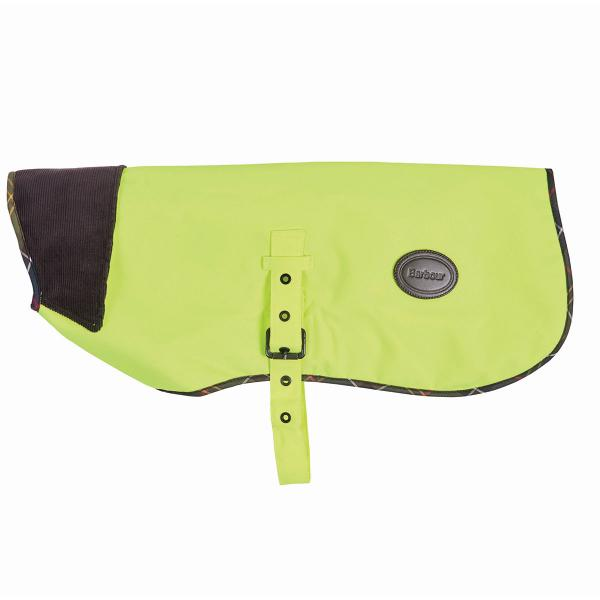 Barbour Waterproof High Visibility Dog Coat