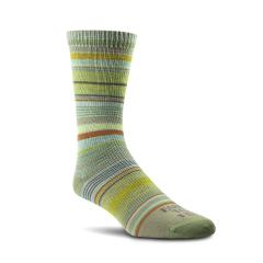 Women's Ithaca Ultralight Multi-Stripe Crew