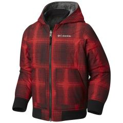 Youth Evergreen Ridge Reversible Jacket