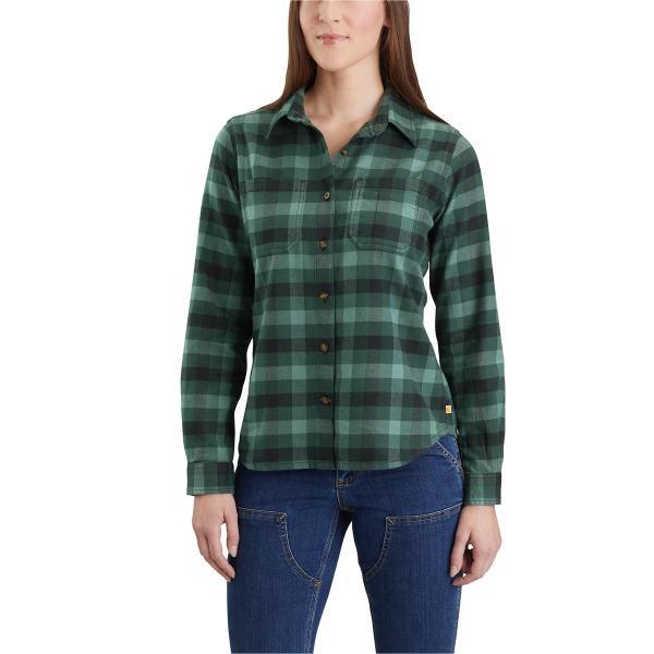 Rugged Shirt Carhartt Women's Flex Hamilton xCBoed