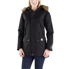 Women's Quick Duck Sawtooth Parka - Discontinued Pricing