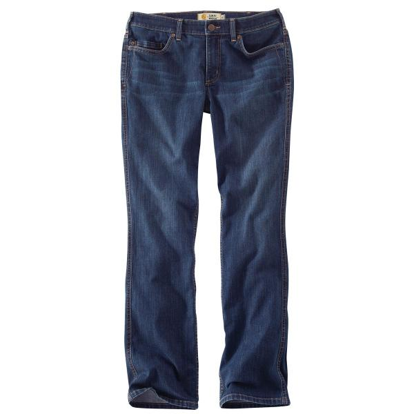 Carhartt Women's Slim Fit Layton Bootcut Jean - Discontinued Pricing