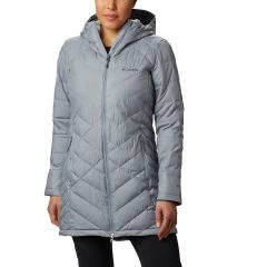 Women's Heavenly Long Hooded Jacket - Extended Sizes - Past Season