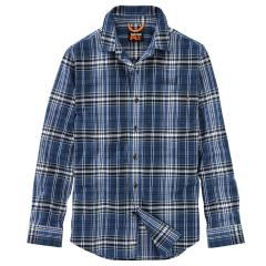 Timberland Men's R-Value Flannel Work Shirt