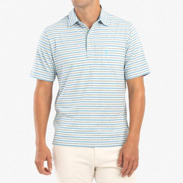 johnnie-O Men's Palmetto Polo