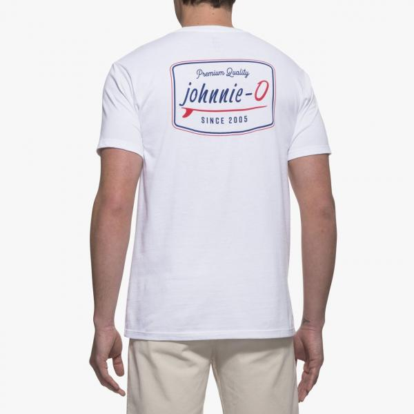 johnnie-O Men's Deck Tee