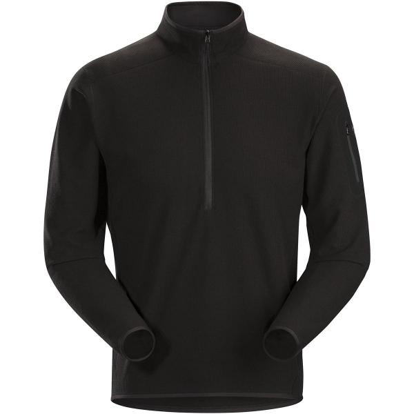 Arcteryx Men's Delta LT Zip Neck